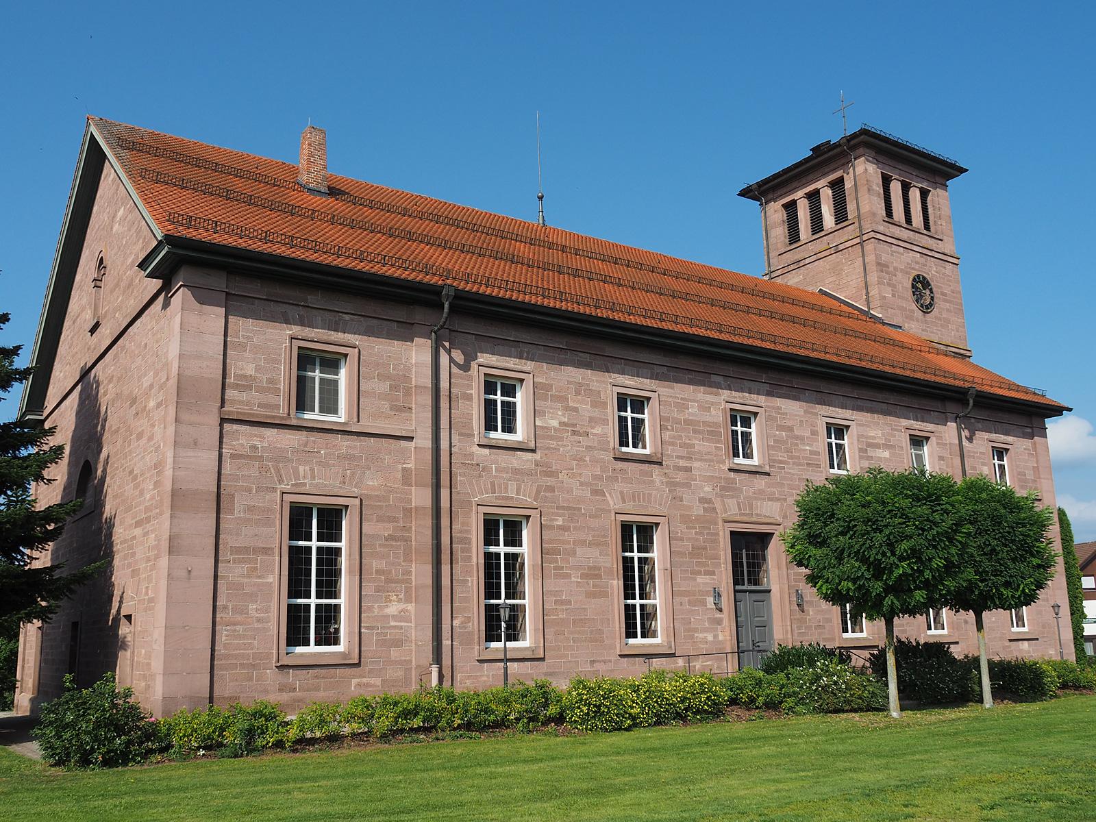 Kirche in Zwerenberg