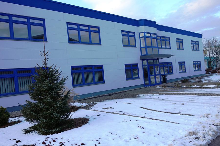 Gebäude Tulpenstraße 13