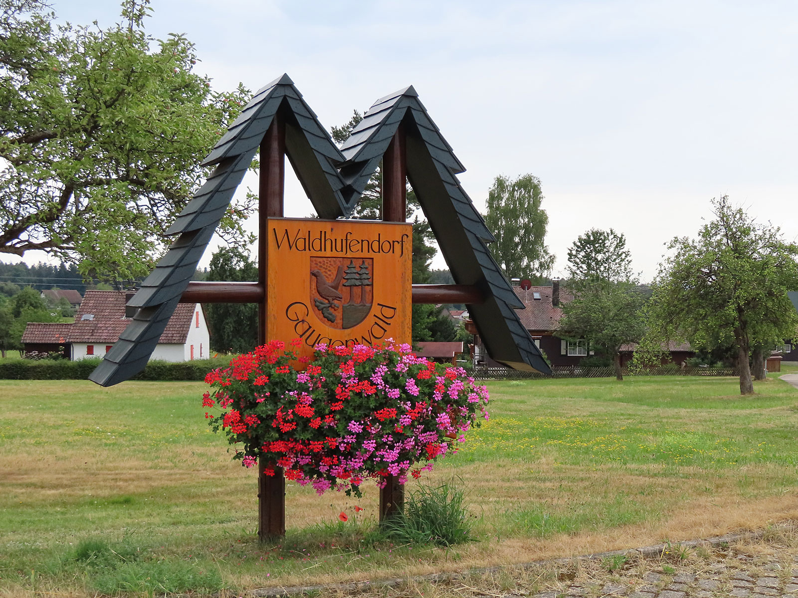 Waldhufendorf Gaugenwald