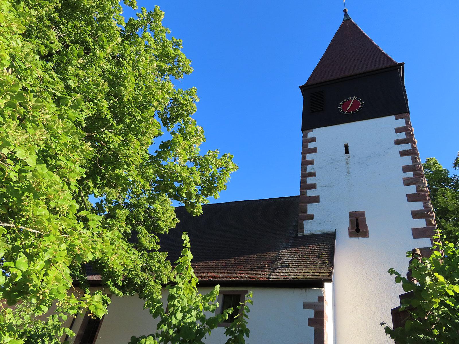 Kirche in Neuweiler