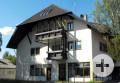 Gebäudeansicht Polizeiposten Neuweiler