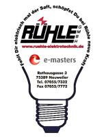 Logo Birne emasters