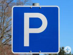 Verkehrszeichen Parken