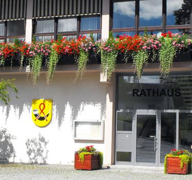 Rathaus Neuweiler