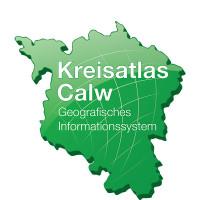 Logo Kreisatlas Calw verlinkt zum Geoportal des Landkreises Calw