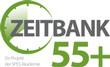 Logo Zeitbank 55+