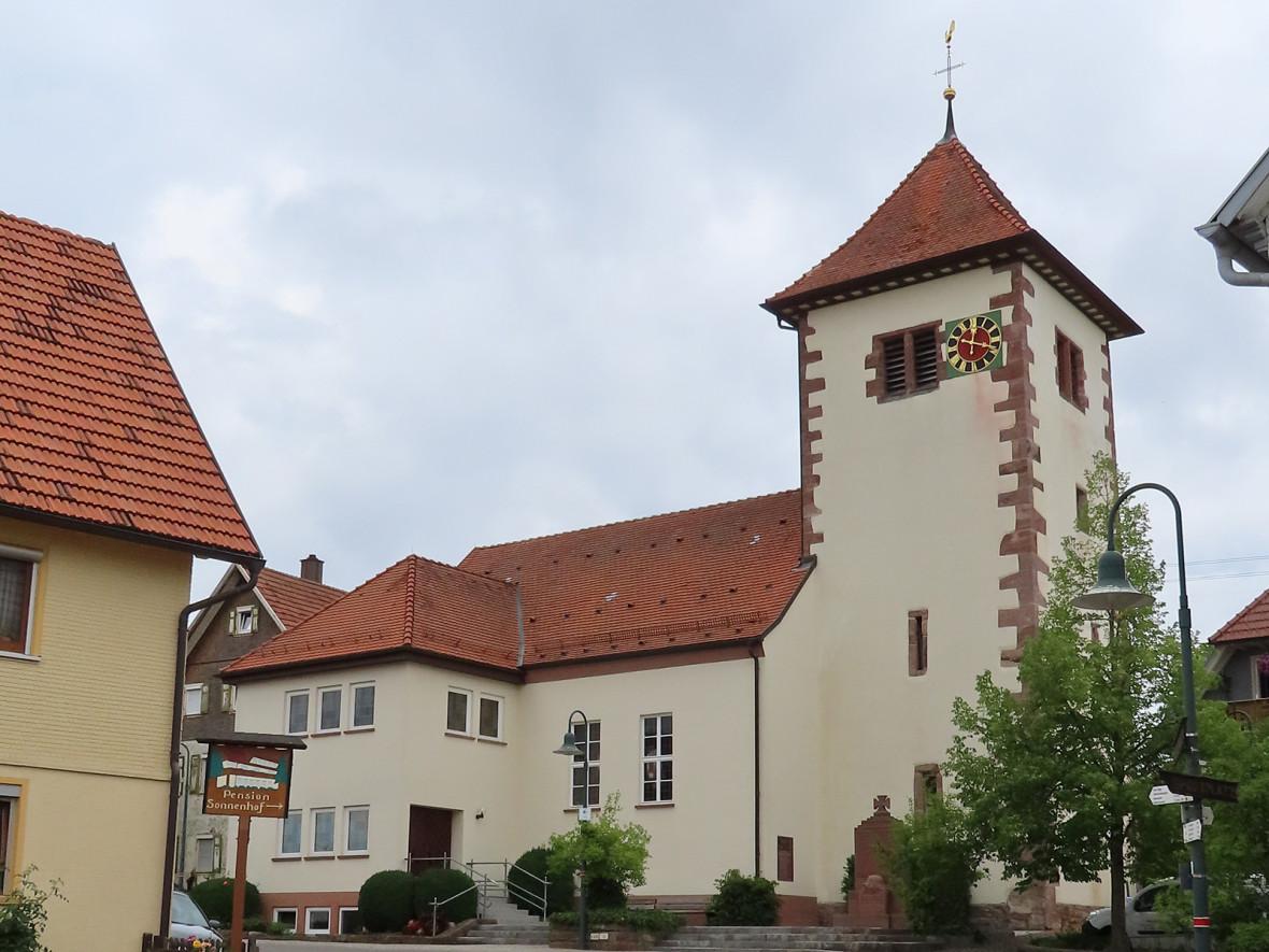 Kirche Breitenberg